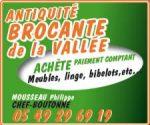 BROCANTE DE LA VALLEE